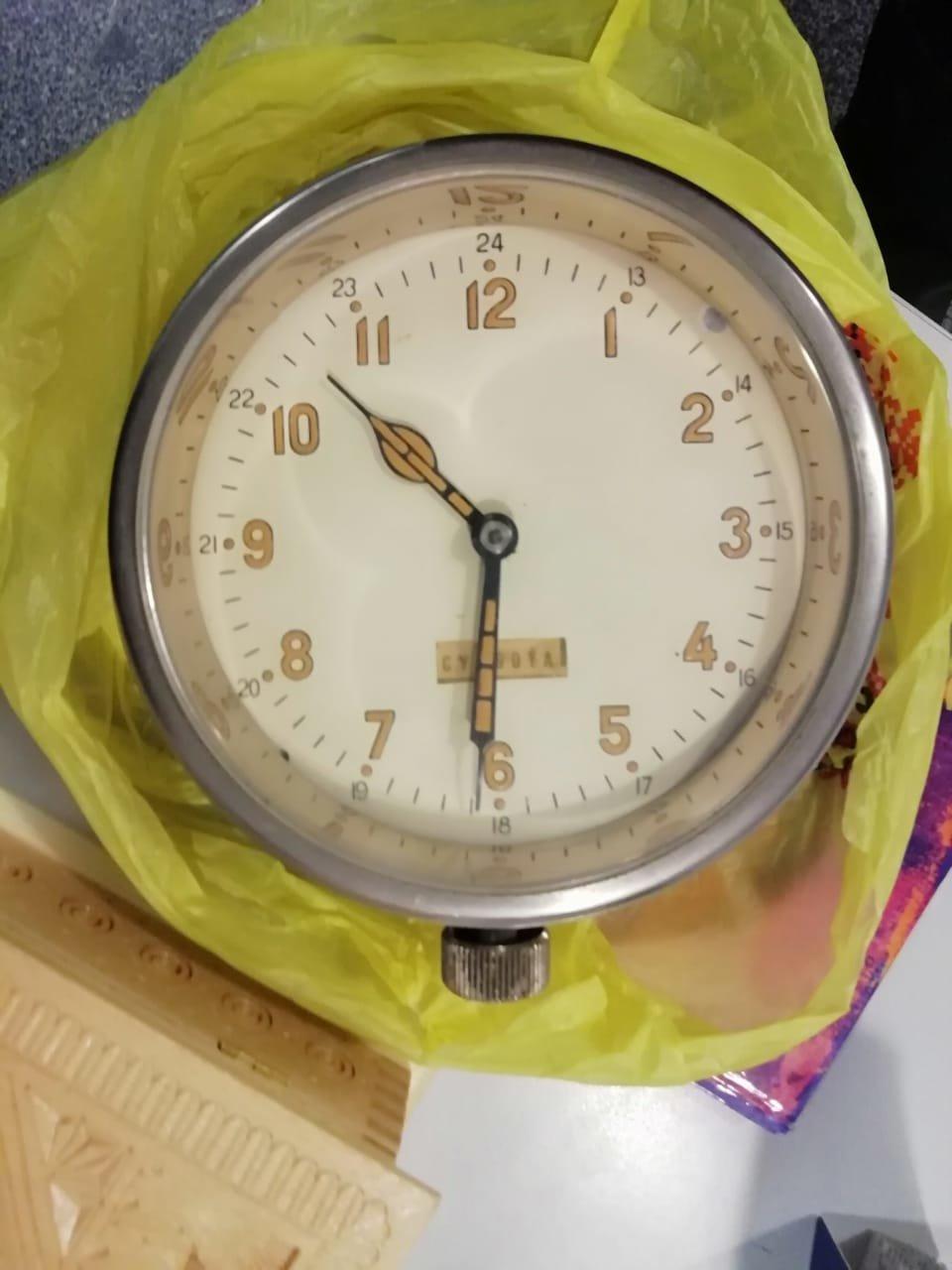 Выше нормы в 10 раз: в аэропорту ″Борисполь″ у иностранца обнаружили радиоактивные часы, фото-1