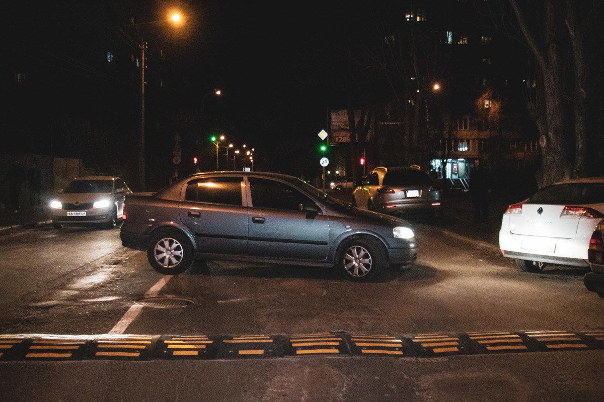 Отключили газ: жителям Соломенки пришлось блокировать дорогу из-за незаконных действий газовиков, - ФОТО, фото-1, Фото: Информатор