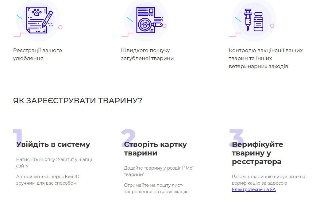 Не теряй кота: в Киеве представили систему регистрации домашних и бездомных животных, фото-1