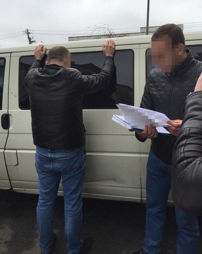 СБУ поймала на взятке чиновника ″Киевоблэнерго″, - ФОТО, фото-2