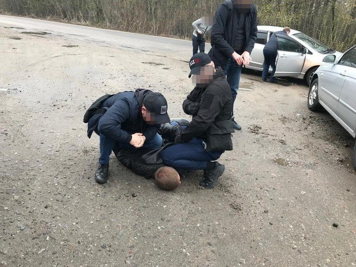 СБУ поймала на взятке чиновника ″Киевоблэнерго″, - ФОТО, фото-1