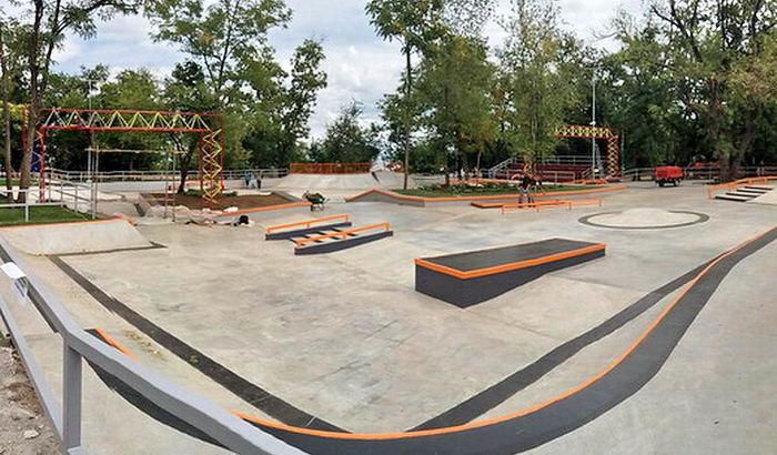 Скейт-парк в Одессе, Фото: culturemeter.od.ua