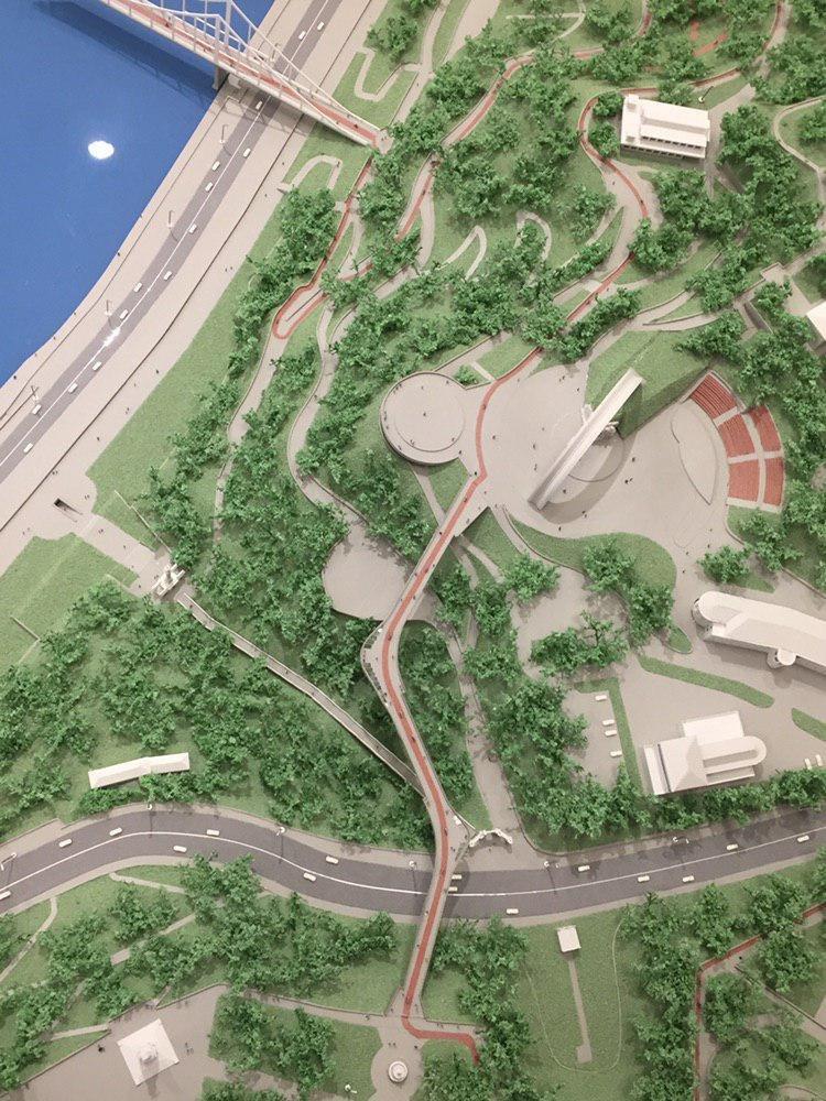 Визуализация моста