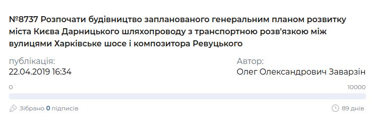 Нужно перенести кладбище: в Киеве просят начать строить Дарницкий путепровод, фото-2