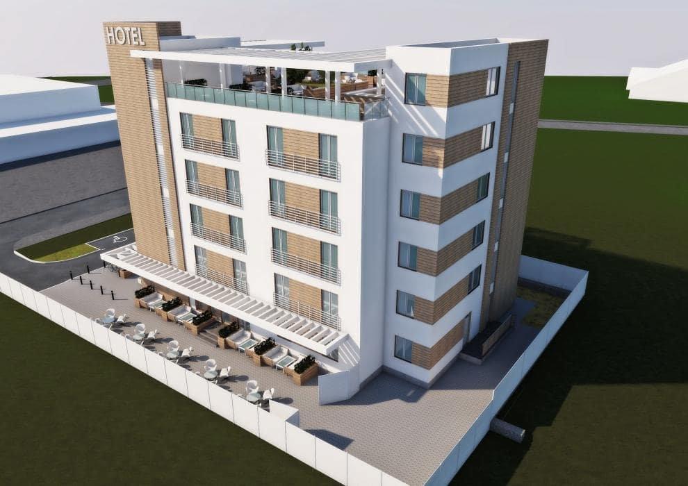 Качественный проект- надежный и долговечный отель, фото-2