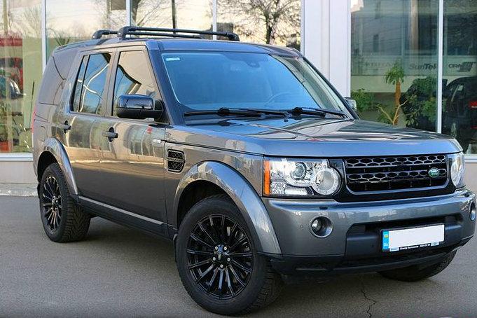 Land Rover Discovery 2013 года - Фото: rst.ua