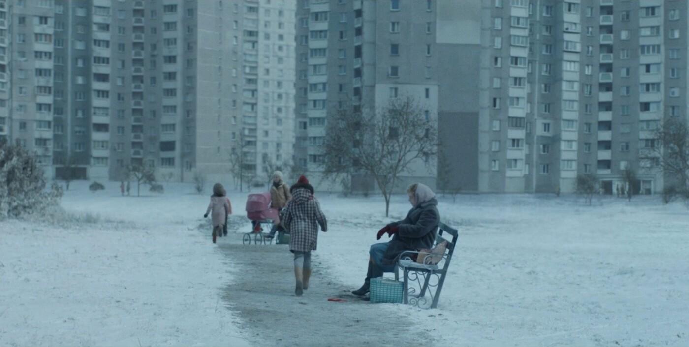 """Кадр из сериала """"Чернобыль"""", 4 серия"""