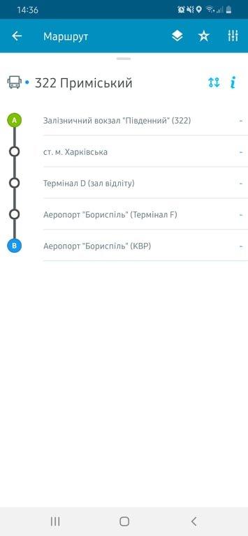 """Как добраться до аэропорта """"Борисполь"""" из разных районов Киева, фото-2"""