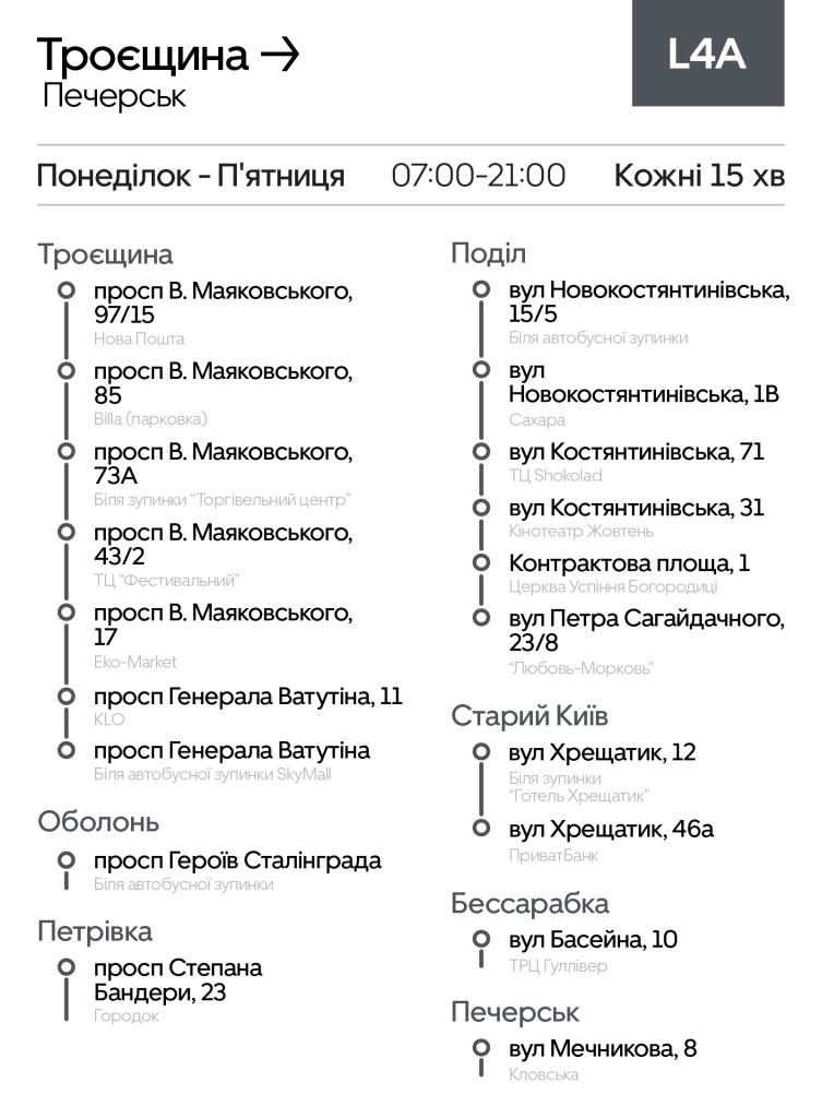 """Маршрутки Киева: где ездят, как работают и сколько стоит проезд в автобусах """"Uber Shuttle"""", фото-11"""