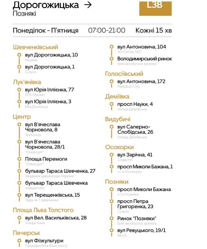 """Маршрутки Киева: где ездят, как работают и сколько стоит проезд в автобусах """"Uber Shuttle"""", фото-10"""