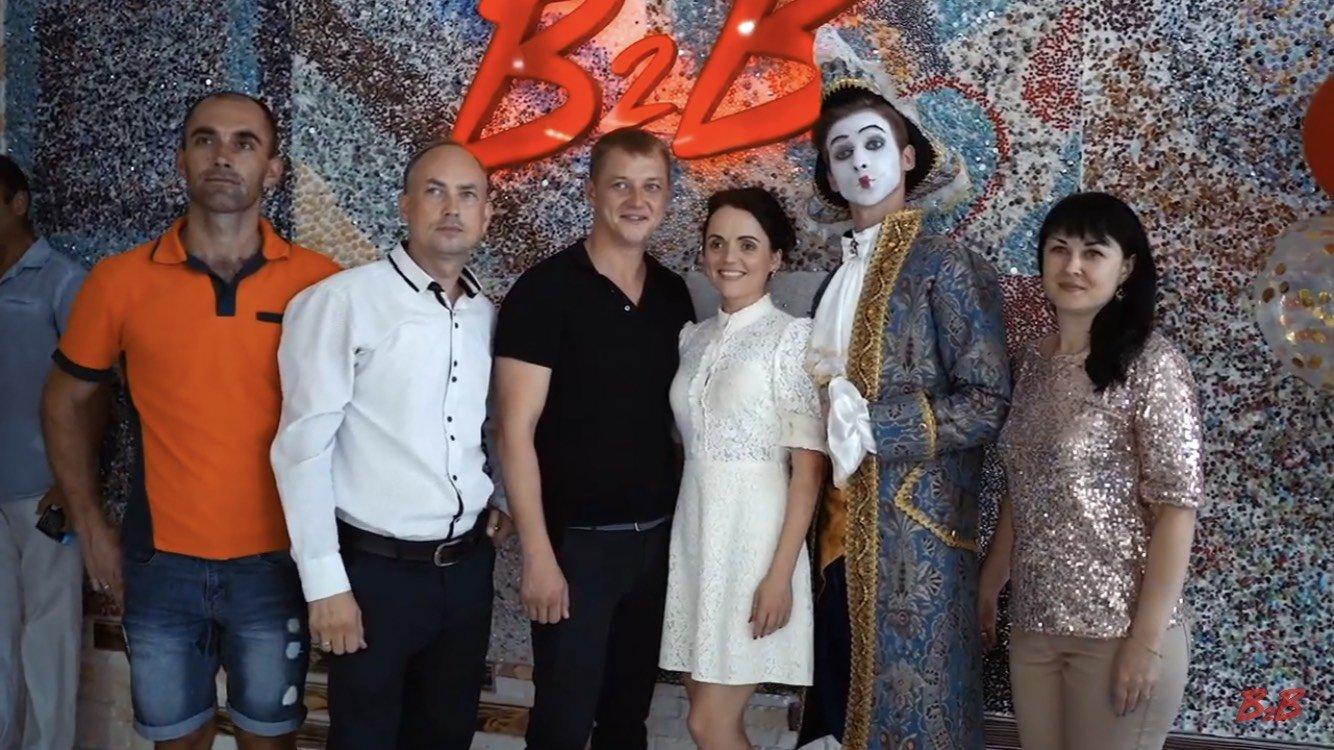 открытие магазина b2b.jewelry в Киеве