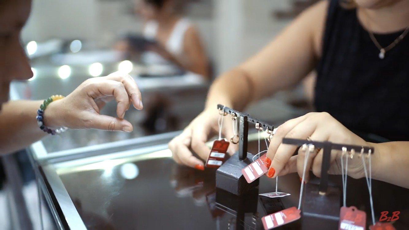 открытие магазина ювелирного завода Шарм в Киеве