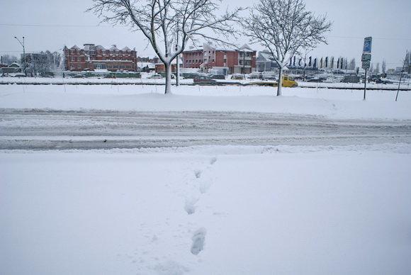 Каким был первый день зимы в Киеве 10 лет назад, ФОТО, фото-3