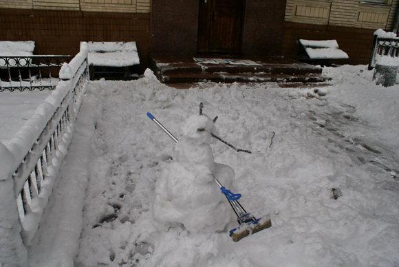 Каким был первый день зимы в Киеве 10 лет назад, ФОТО, фото-8