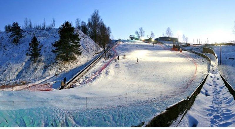 Где в Киеве и области можно покататься на лыжах и сноубордах, фото-10