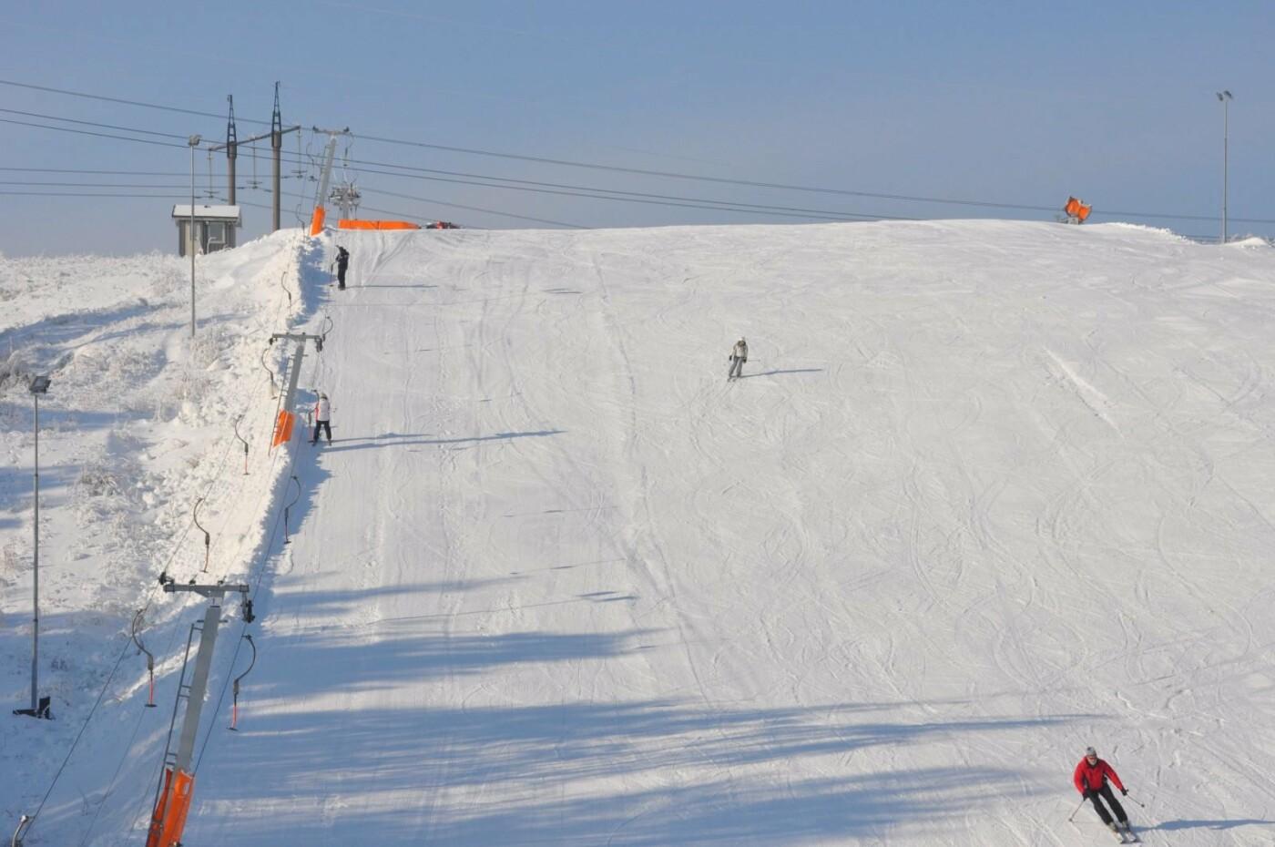 Где в Киеве и области можно покататься на лыжах и сноубордах, фото-12
