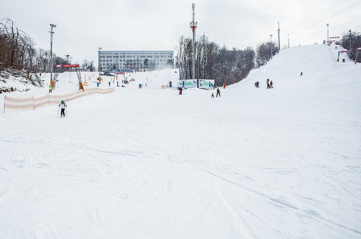 Где в Киеве и области можно покататься на лыжах и сноубордах, фото-1