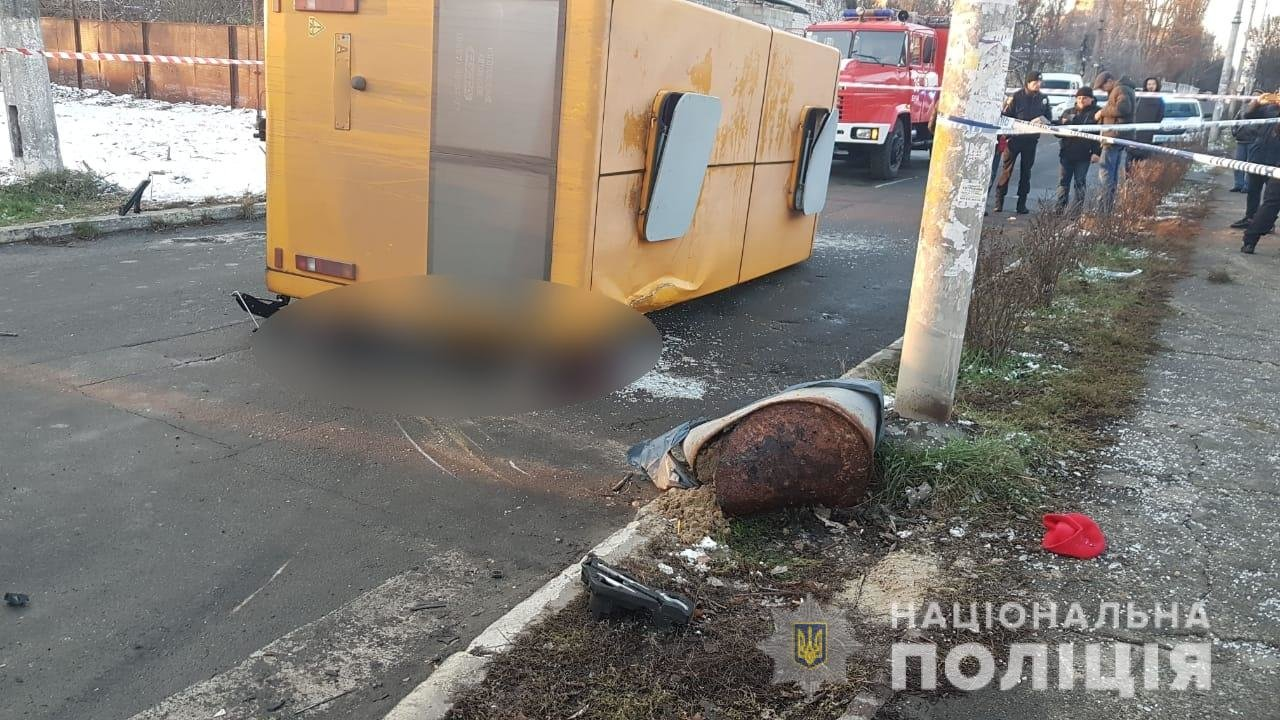 На Киевщине Porsche врезался в маршрутку: есть погибшие, - ФОТО, фото-1