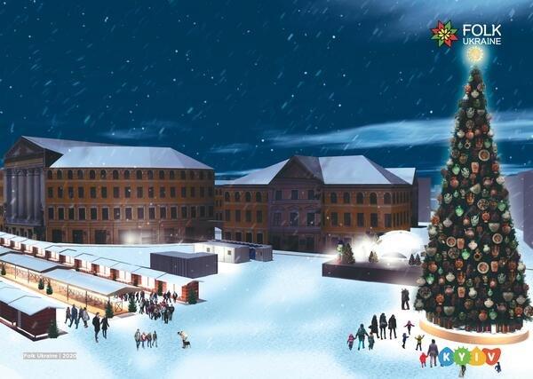 Праздник приближается: в КГГА рассказали, как в Киеве будут праздновать Новый год и Рождество , фото-6