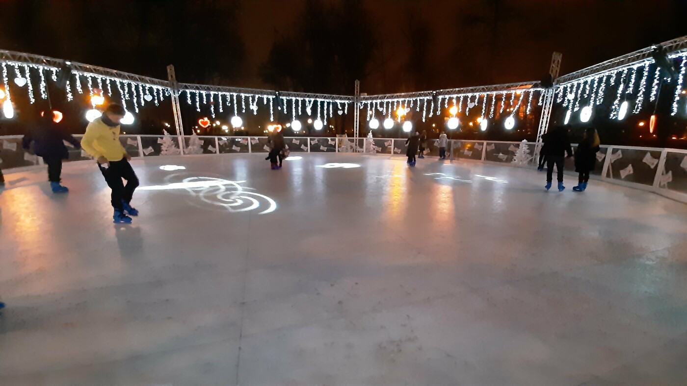В киевском парке Шевченко открылся бесплатный каток, - ФОТО, фото-1