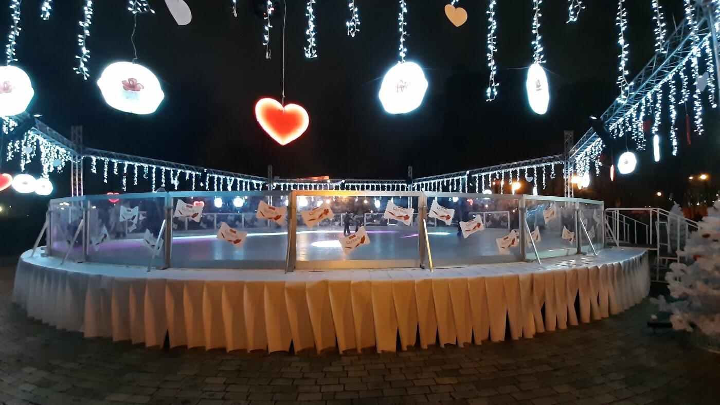 В киевском парке Шевченко открылся бесплатный каток, - ФОТО, фото-2