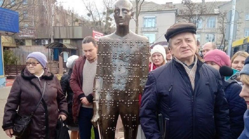 На столичной Дарнице появился новый арт-объект, - ФОТО, фото-1