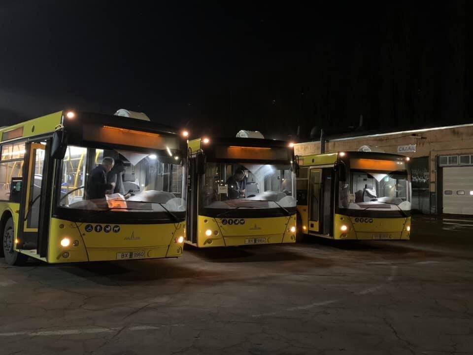 Киев получил три новых автобуса , фото-1