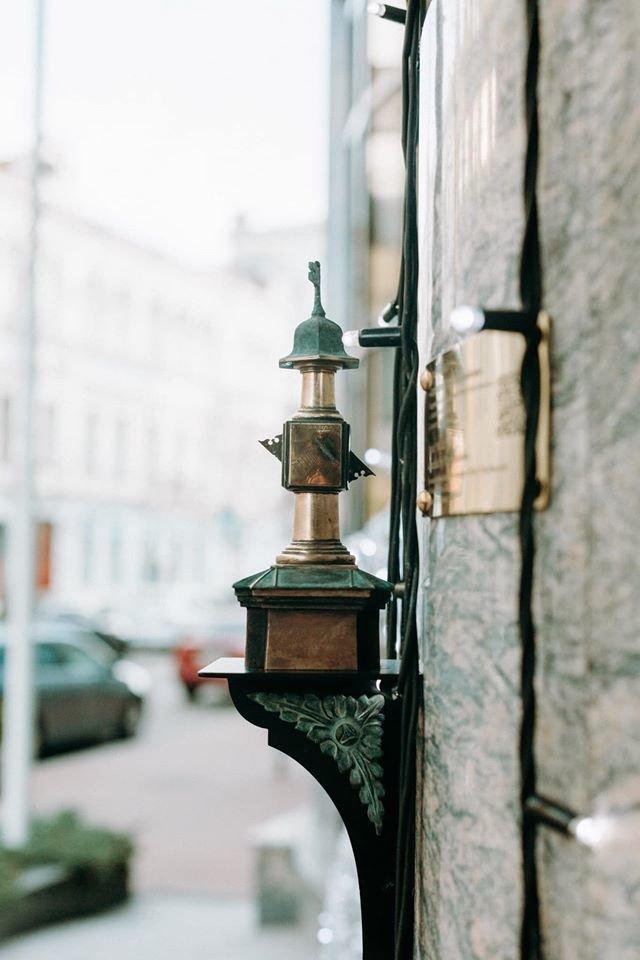 На Подоле в Киеве установили старинные солнечные часы: где их искать, - ФОТО, фото-3, Фото Andrii Prots
