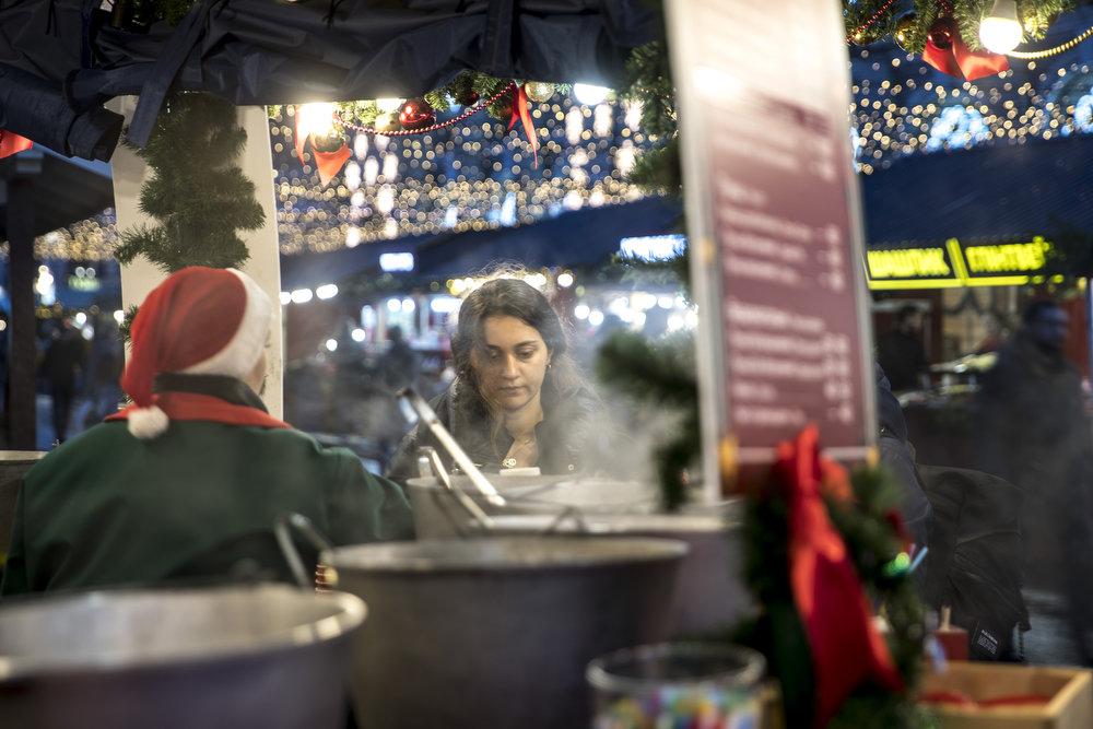 Как выглядит Киев накануне новогодне-рождественских праздников, - ФОТО, фото-3