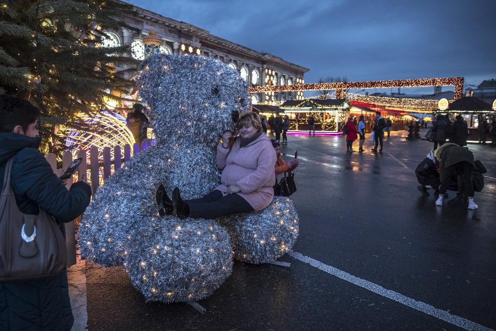 Как выглядит Киев накануне новогодне-рождественских праздников, - ФОТО, фото-10