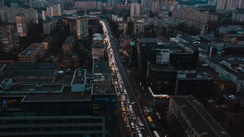 Как выглядит строительство Шулявского моста в Киеве с высоты птичьего полета, - ФОТО, фото-2, Фото: Alexey Dudkov