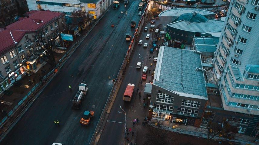 Как выглядит строительство Шулявского моста в Киеве с высоты птичьего полета, - ФОТО, фото-5, Фото: Alexey Dudkov