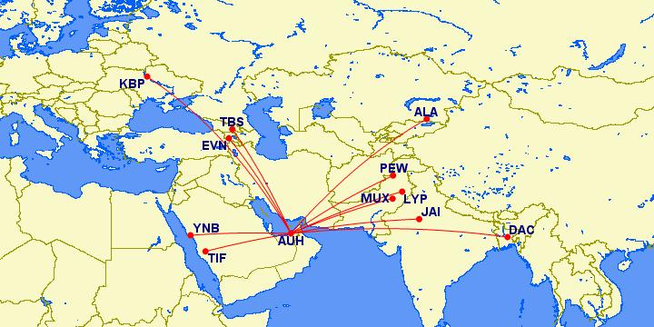 Лоукост Air Arabia запустит рейсы из Киева в Абу-Даби, фото-1