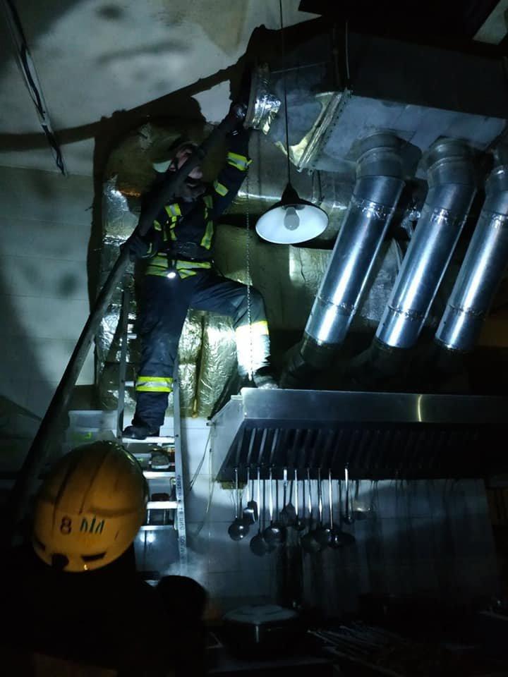 В Голосеевском районе Киева горел ресторан, - ФОТО, фото-2