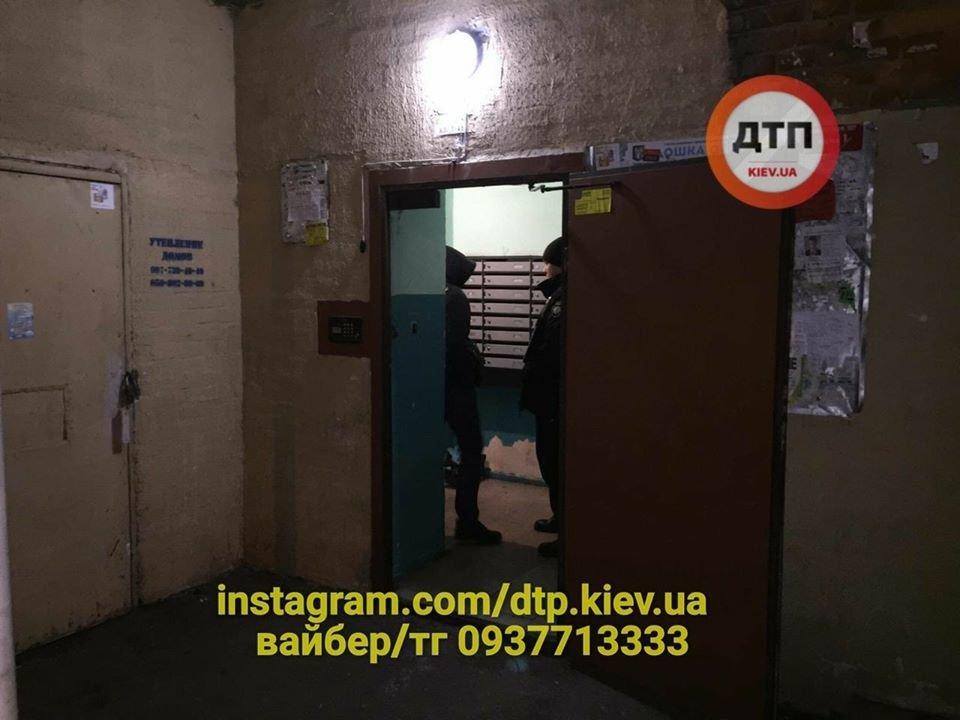 В арендованной квартире в Киеве обнаружили тела двух девочек в шкафу: подробности, фото-1