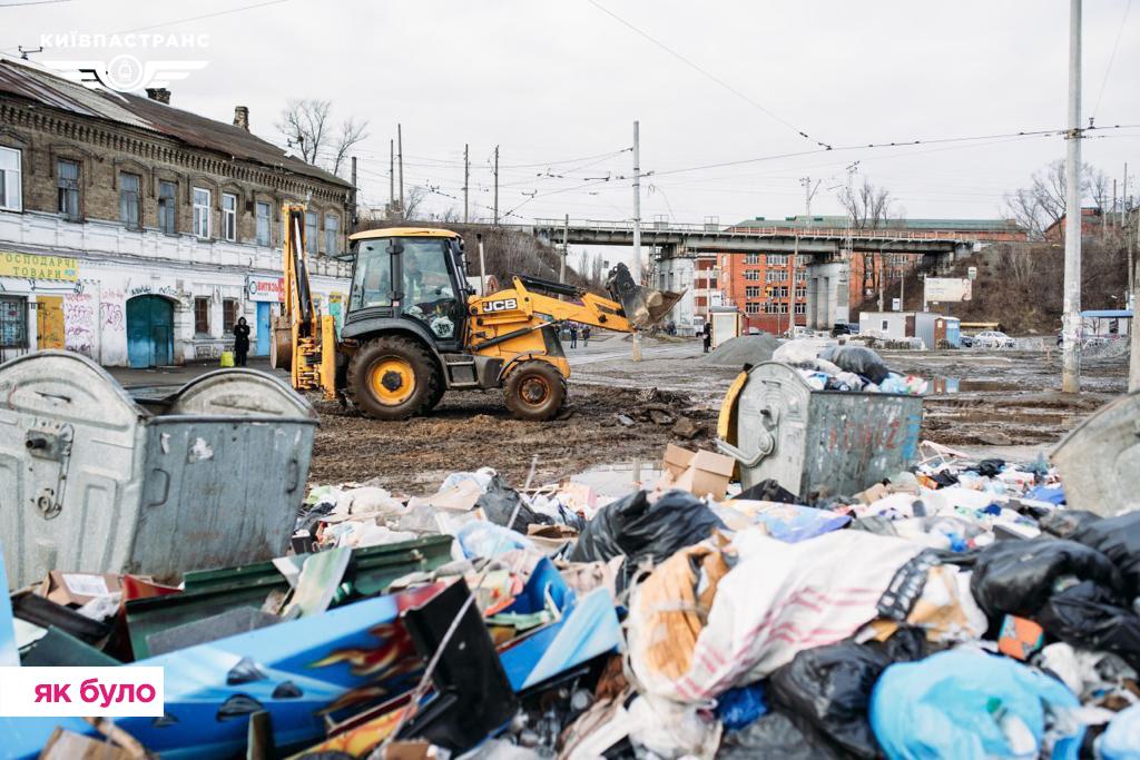 """В """"Киевпастрансе"""" показали, что будет вместо блошиного рынка на Куреневке, - ФОТО, фото-2"""