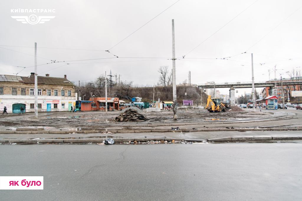 """В """"Киевпастрансе"""" показали, что будет вместо блошиного рынка на Куреневке, - ФОТО, фото-1"""