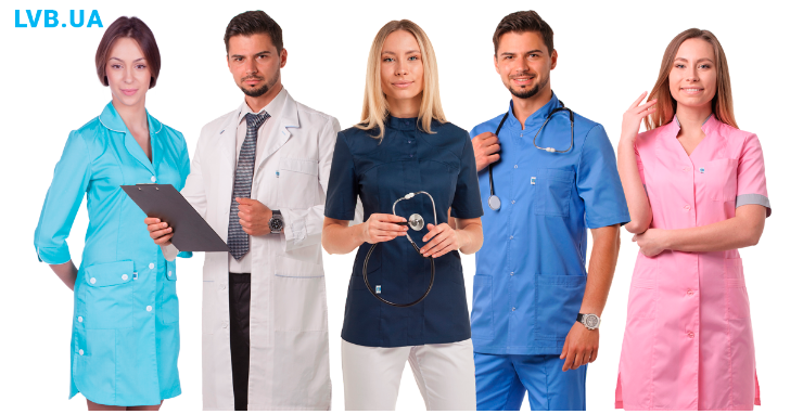 медицинские халаты Люди в Белом