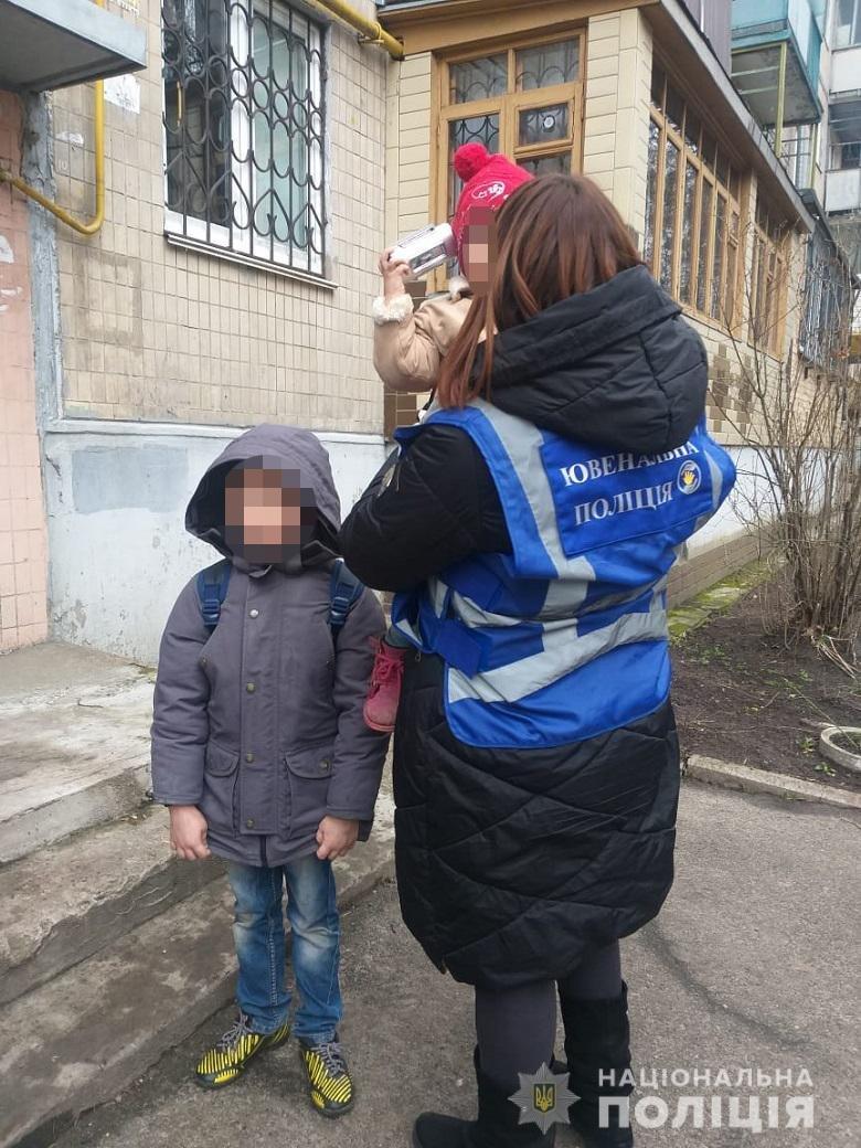 В Соломенском районе Киева из неблагополучной семьи изъяли двух малолетних детей , фото-2