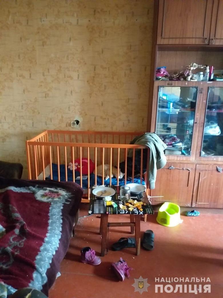В Соломенском районе Киева из неблагополучной семьи изъяли двух малолетних детей , фото-3