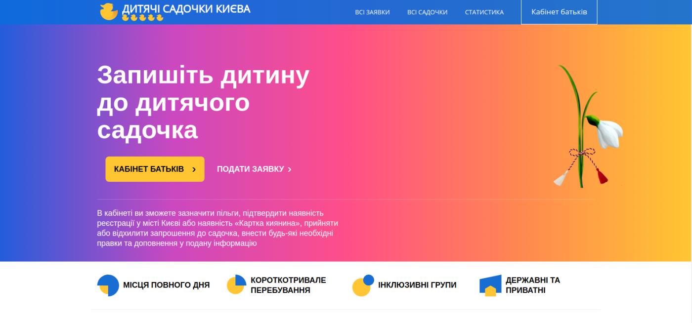 Как зарегистрировать ребенка в детский сад в Киеве, - ИНСТРУКЦИЯ, фото-1