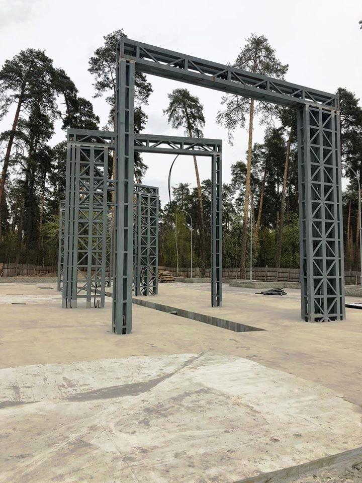 В Киеве ремонтируют парк Партизанской славы, - ФОТО, фото-3