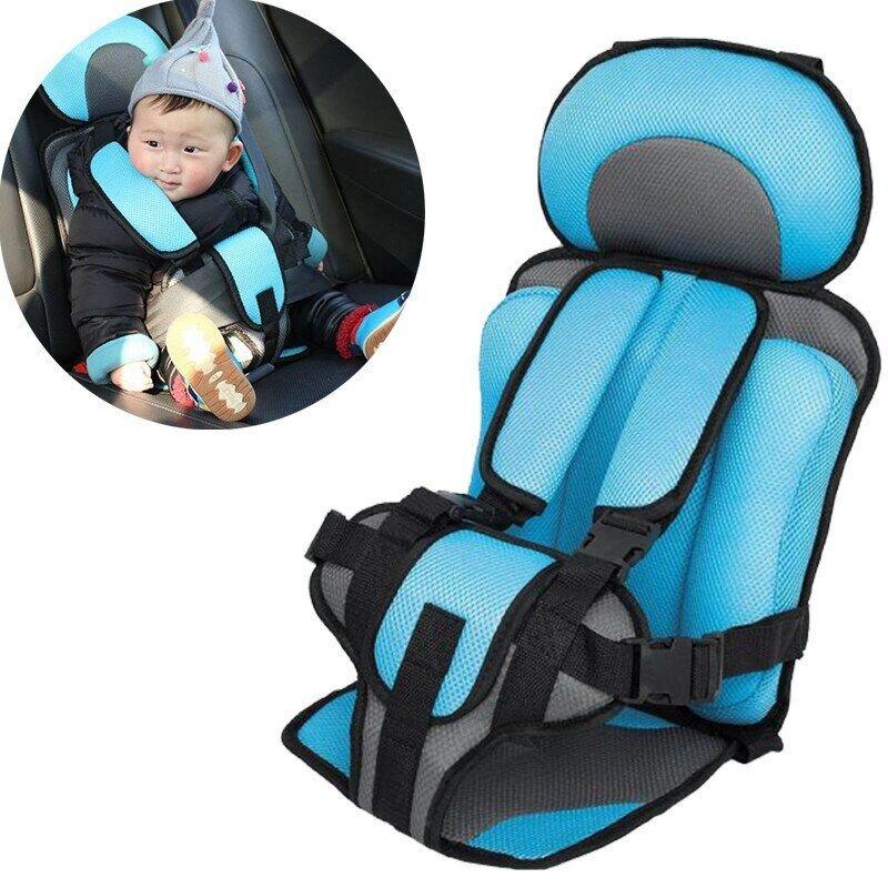 Надежное и экономное решение, когда в авто ребенок - бескаркасное кресло SafeBelt, фото-1