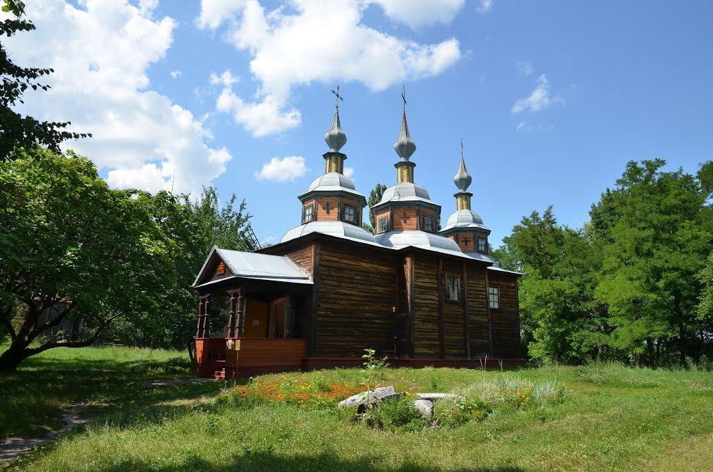 Где отдохнуть недалеко от Киева: интересные места в радиусе 100 км, фото-3