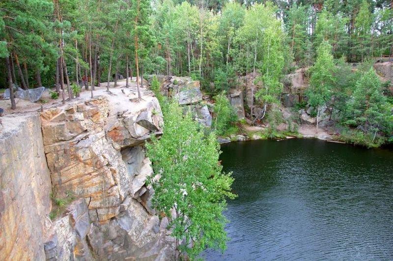 Где отдохнуть недалеко от Киева: интересные места в радиусе 100 км, фото-1