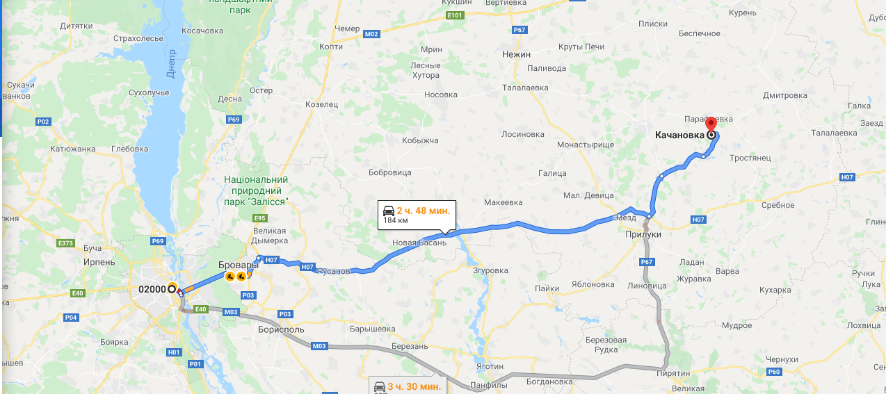 Куда поехать на выходные из Киева: интересные места в радиусе 200 км, фото-6