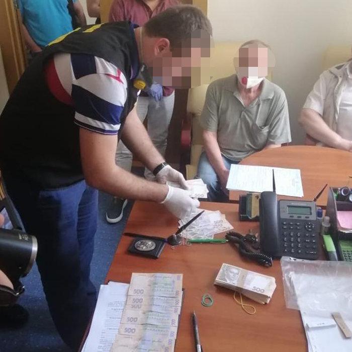 В Киеве проректор университета задержан на взятке в 224 тыс. грн, - ФОТО, фото-1