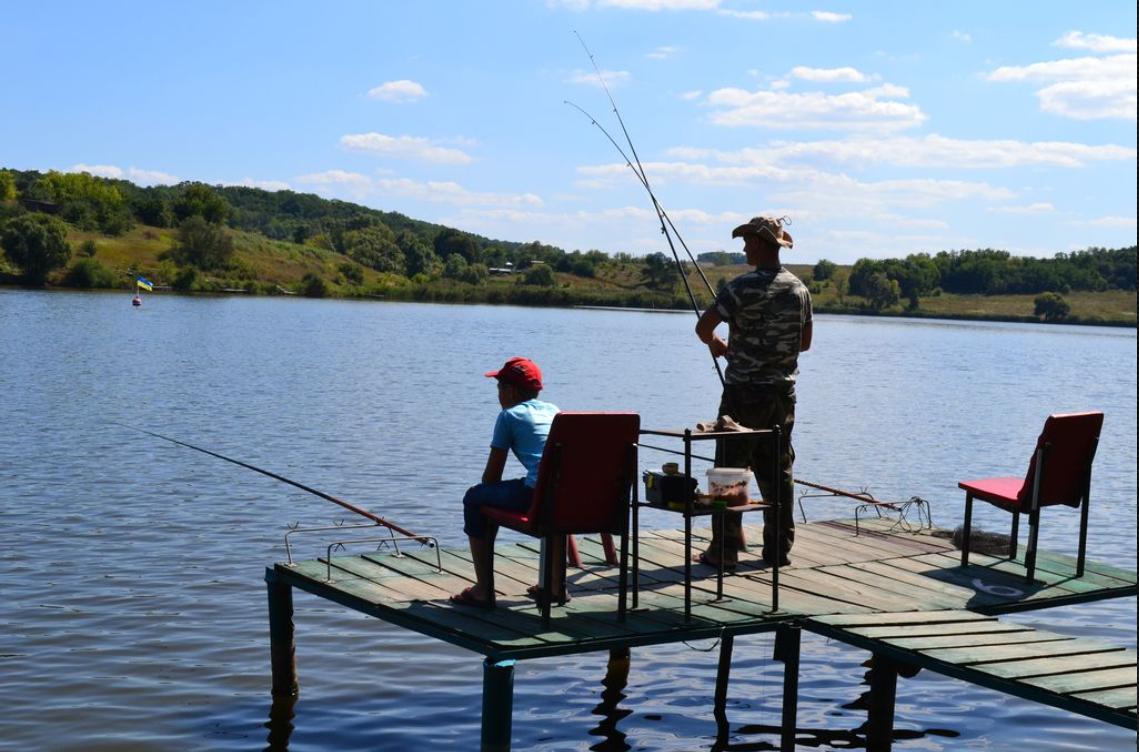 Бесплатная и платная рыбалка в Киевской области 2020, фото-5