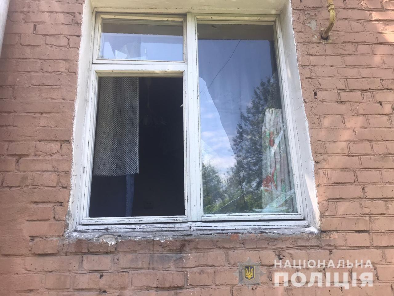 Возле Киева мужчина выбросил из окна пятилетнего мальчика, - ВИДЕО, фото-1