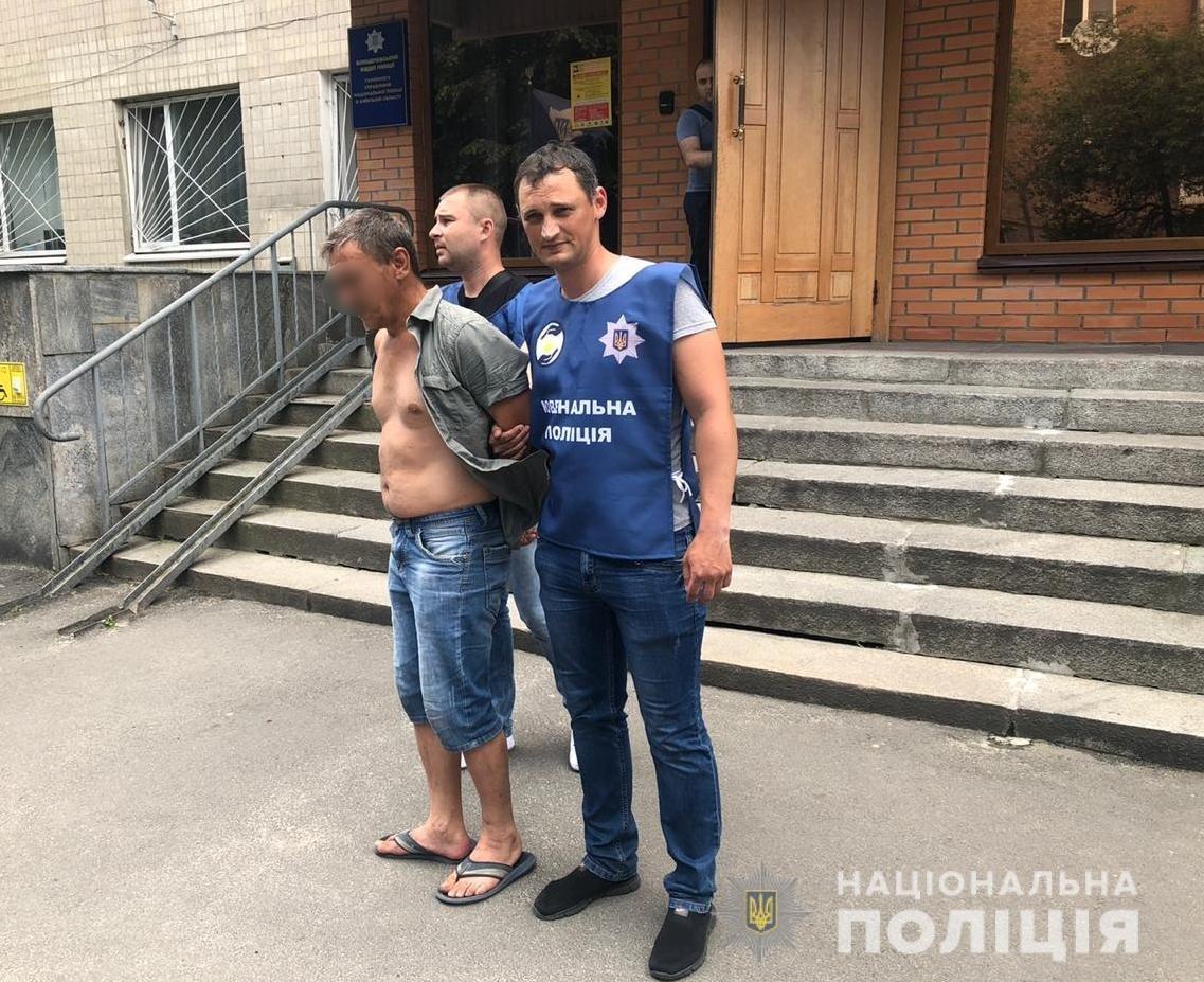 Возле Киева мужчина выбросил из окна пятилетнего мальчика, - ВИДЕО, фото-2